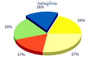 discount selegiline 5 mg mastercard