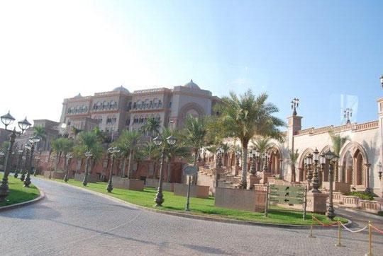 Unbelievable hotel-looks like a castle!