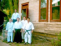Homma Kancho, Rick Sensei and all  Yama Dojo members.