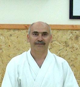 Ali-san Uludag Sensei