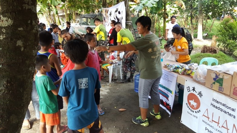 Photos from AHAN Mindanao Medical Missions, October-December 2016