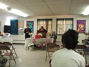 Visit to Denver Karen Tribe church