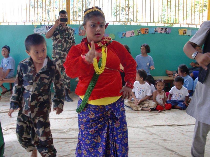 The Best Dancer!- photo published with parental permission.